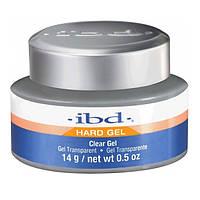 Прозрачный конструирующий гель IBD Builder Gel Clear, 14 г