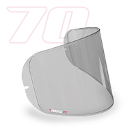 Pinlock для шлема MT Targo, Rapide, Blade 2 темный (Smoke) V-14