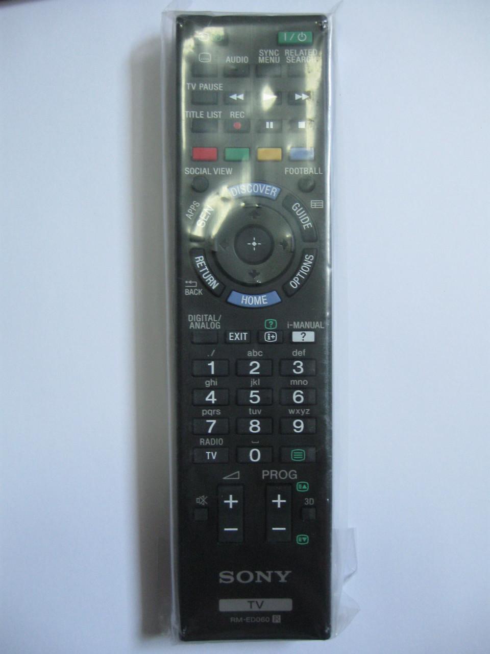 Пульт управления для телевизора Sony RM-ED060 149272021