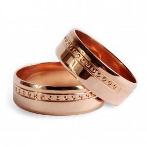 Обручальное кольцо Вечная любовь10940