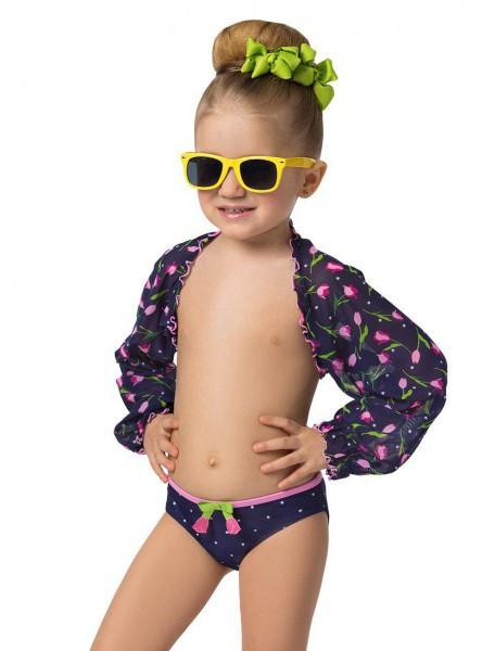 Дитячі плавки для дівчинки Arina Італія GPH041507 Синій