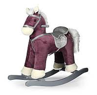 Лошадка-качалка Milly Mally PePe Purple (2203)