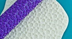 Скалки текстурные