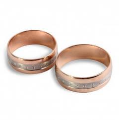 Обручальное кольцо Вместе навсегда 10245