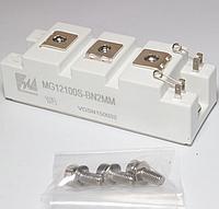 MG12100S-BN2MM - БТИЗ (IGBT) модуль, 140 А, 1200 В, Littelfuse