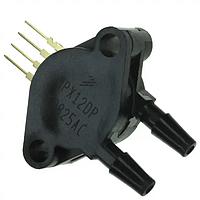 MPX53DP -  Датчик Давления, Дифференциальный, 1.2 мВ/кПа, 0 кПа, 50 кПа, 3 В, 6 В