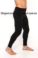 Черные компрессионные штаны(лосины/тайтсы)Absolute Black