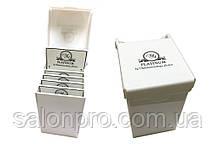 Lash Box Platinum - бокс для ресниц на 5 планшетов, белый