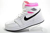 Женские Кроссовки в стиле Nike Air Jordan 1 High Retro, (Найк Аир Джордан 1)