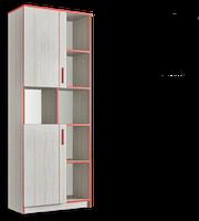 Шкаф книжный 800 Рио 2Д, фото 1