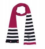 Дитячий шарф для дівчинки Pezzo D'oro Італія S06 K64006 малиновий весняна осіння демісезонна