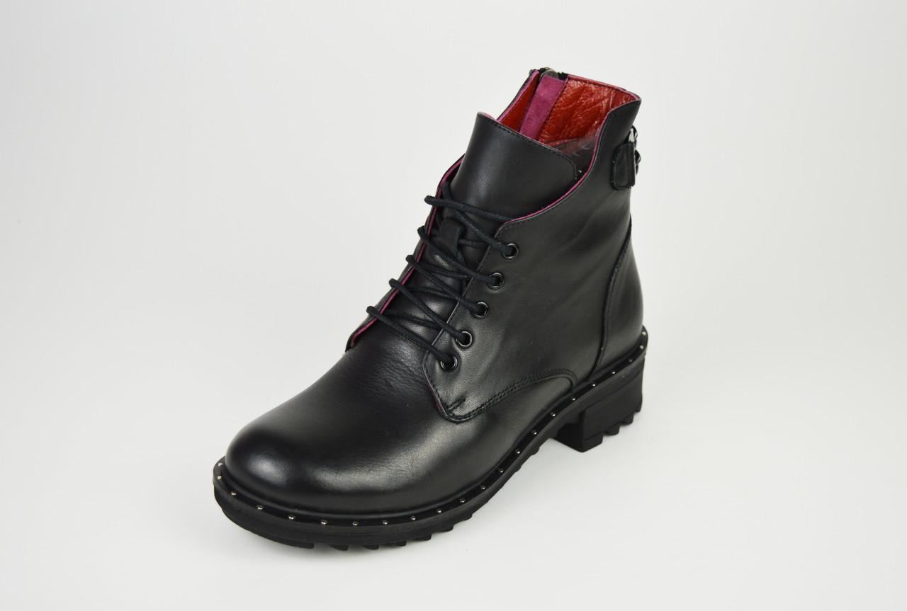 Ботинки женские кожаные Phany 0282221