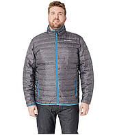 Зимняя куртка Columbia Big & Tall Lake 22 Down Jacket Gray - Оригинал