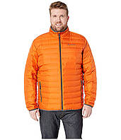 Зимняя куртка Columbia Big & Tall Lake 22 Down Jacket Orange - Оригинал