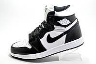Мужские Кроссовки в стиле Nike Air Jordan 1 High Retro, (Найк Аир Джордан 1)