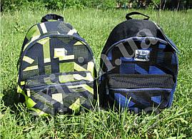 Молодежный рюкзак Milan, Knit blue