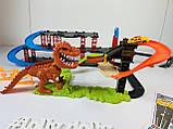 Гоночный трек 8899-93 Динозавр Рекс, фото 2