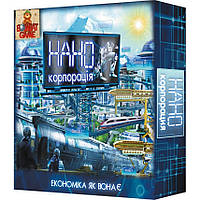 Настольная игра НАНО корпорация 800194 (экономика, бизнес)