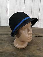 Шляпка детская H&M, черная, шерстяная, Разм 122-128 см, 52 см, Отл сост!