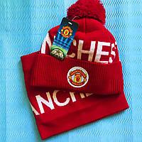 Комплект шапка + бафф Manchester