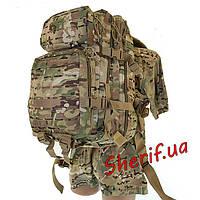 Тактический рюкзак штурмовой 36 литров MIL-TEC Assault LazerCut Multicam  14002749