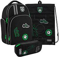 Комплект школьный Kite Education Football K19-706M-2 + пенал+ сумка