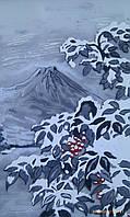 """Картина """"Рябина в снегу"""""""