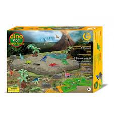 Игровой набор Эпоха динозавров Dino Age Experience Geoworld, фото 2