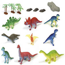 Игровой набор Эпоха динозавров Dino Age Experience Geoworld, фото 3