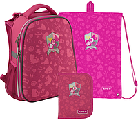 Комплект школьныйKite Education Princess P19-531M  + пенал + сумка