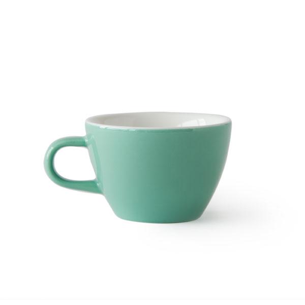 Чашка и блюдце Acme Blue для латте (280 мл)