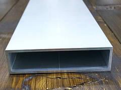 Труба прямоугольная алюминиевая