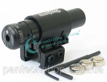 Страйкбольний ЛЦУ 10mW 4.5v Red Laser