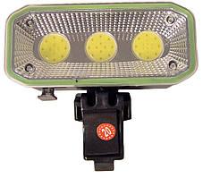 Фонарь велосипедный CB-963 с зарядкой
