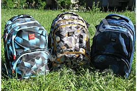 Рюкзак молодіжний Milan, Cube