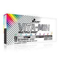 Комплексная композиция витаминов для спортсменов Vitamin Multiple Sport (60 caps)