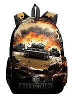 Рюкзак GeekLand Мир танков World of Tanks 78.Р