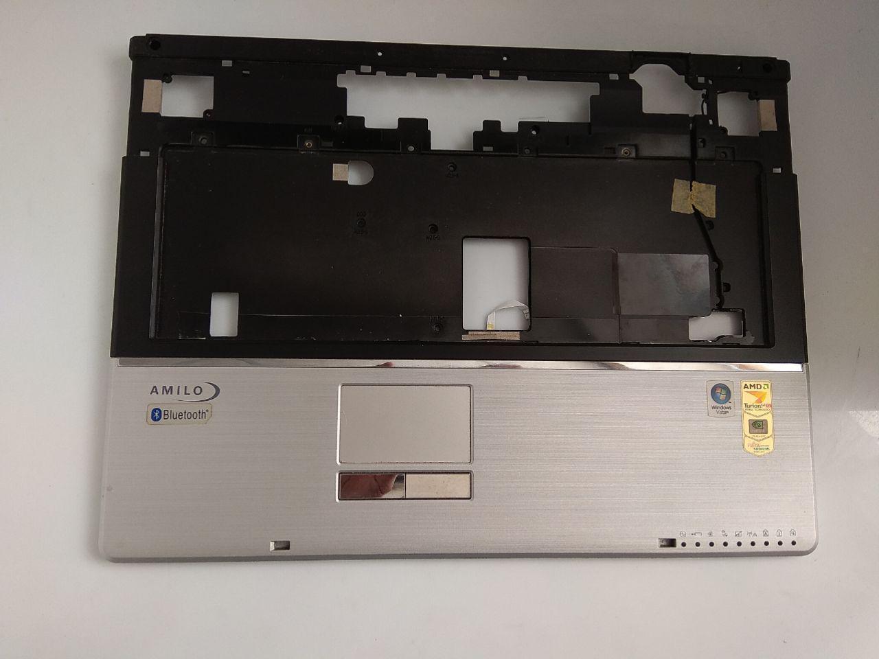 Fujitsu Siemens amilo XA2528 XA2529 XA2558 Корпус C (топкейс, средняя часть) (24-46511-01) бу