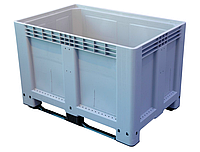 Пластиковые контейнеры CTH2 1200 х 800 х 800 на полозьях