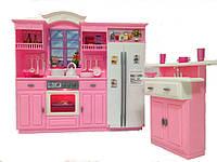 Детская кухня для куклы Gloria 24016