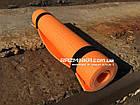 Компактный коврик для йоги 1400х500х5мм, фото 2