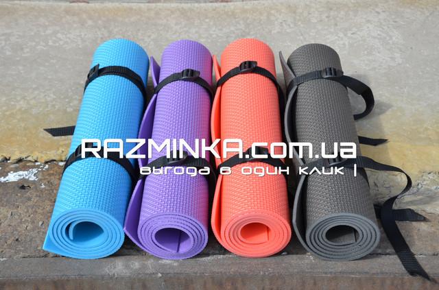 компактный коврик для йоги