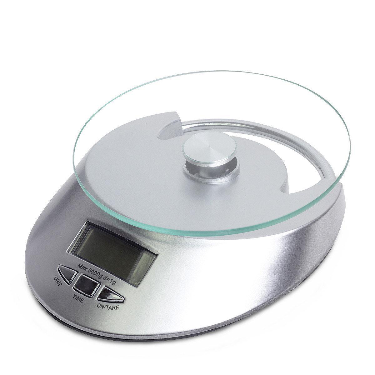 Весы электронные Kamille 19,5*22,7*7 см техника для кухни