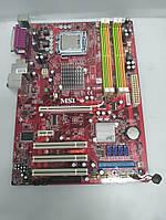Материнская плата MSI P31 NEO (Intel P31/ICH7,Память DDR2), фото 1