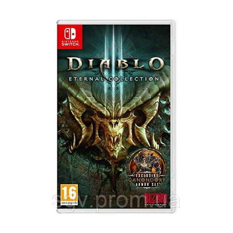Игра Diablo III: Eternal Collection для Nintendo Switch (русская версия)