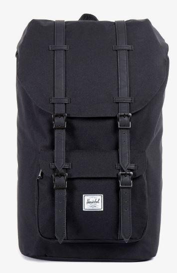 Рюкзак городской Herschel copy, черный