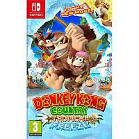 Игра Donkey Kong Country: Tropical Freeze для Nintendo Switch (английская версия), фото 1