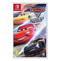 Игра Тачки 3 (Cars 3): Навстречу победе для Nintendo Switch (русские субтитры), фото 1