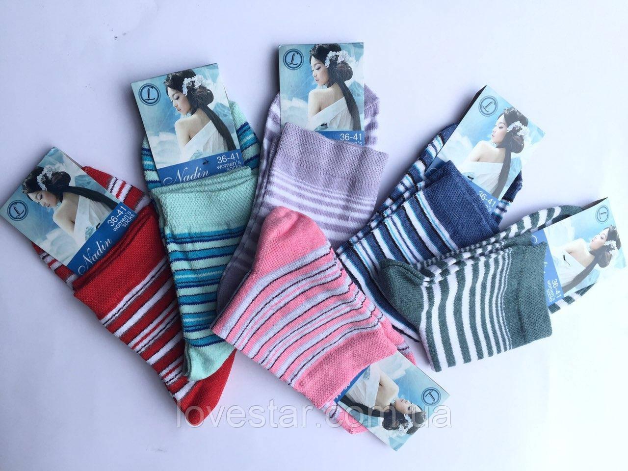 Жіночі шкарпетки Р. р. 36-40