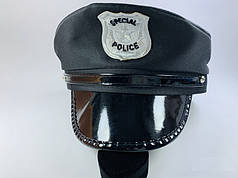 Фуражка полицейского, размер 56-58 см